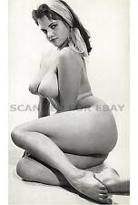 Rosina Revelle sexy nude print woman female girl busty topless photo leggy legs