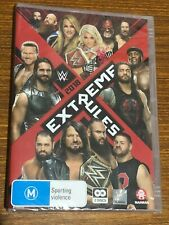 WWE - Extreme Rules 2018 (DVD, 2018, 2-Disc Set) Brand New Sealed Region 4
