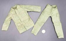 "1:6 Vietnam US OD Green Uniform 12"" GI Joe BBI Dragon Hot DAM Toys ACE Army USMC"