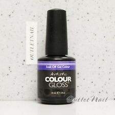 Artistic Colour Gloss - FLY #03056 15 mL/0.5 oz Soak Off Gel Nail Polish