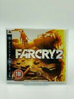 Far Cry 2 Promo Disc PS3 Sony PlayStation 3 Collectable Rare