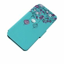Trendz Flip Folio Case Cover with Built-In Strap Credit Card Slots iPhone 6/6S