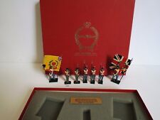 TRADITION SET NO706 BRITISH INFANTRY LINE THE BATTLE WATERLOO 1815 MIB (BS2162)