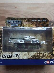 Corgi Military Legends In Miniature Panzer IV