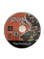 NBA Street V3 (Sony PlayStation 2, 2005) Disc Only