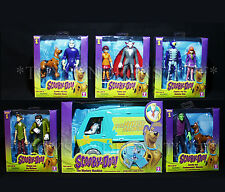 New SCOOBY DOO LOT Series 1 MYSTERY MACHINE 11 Figures VELMA Daphne FRED Shaggy