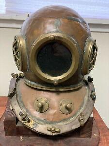 Vintage Japanese Dive Helmet