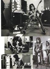 KISS dressing room magazine PHOTO / mini Poster 11x8 inches