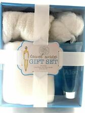 My SPA Day Towel Wrap Gift Set