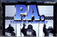 P.A. (Parental Advisory) - Like We Do Cassette Tape Single *New*