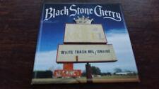 BLACK STONE CHERRY White Trash Millionaire PROMO CD
