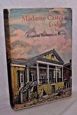 Madame Castel's Lodger Frances Parkinson Keyes 1962 HBDJ Beauregard House War