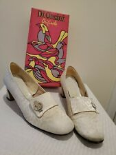 Di Orsini Vintage Off-White, Heels, Shoes, Size 10 B with original box