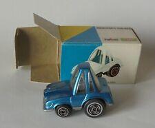 Mercedes Benz 350 450 Blue 1975 Funny Car Caricature Polistil 1976 1/55 MG 26