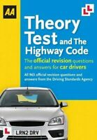 Like New, Driving Test Theory & Highway Code (AA Driving Test), AA Publishing, P