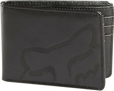 FOX MENS CORE WALLET- BLACK