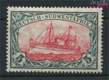 Duits-Southwest 32A B met Fold 1907 Schip Imperial Yacht Hohenzollern (9120270