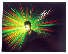 Tobin Abasi Signed 11x14 Color Photo Pose #1 w/ AUTO