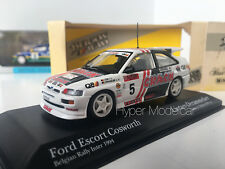 Minichamps 1/43 Ford Escort Rs Cosworth #5 Belgian Rally Inter1994 Art.430948205