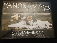 Sylvia Murray the Sweetheart Collection Panorama New/Sealed 1000 Puzzle Free S/H