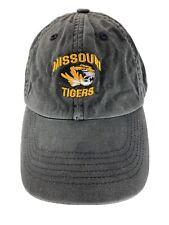 Missouri Tigers Mizzou Adjustable Women's Baseball Ball Cap Hat