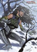 VOODOO / DC Comics The Women of Legend BASE Trading Card #43