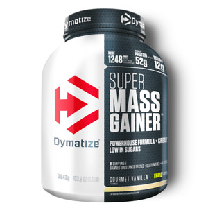 DYMATIZE Super Mass Gainer 2943g FREE SHIPPING