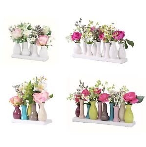 Keramikvasenset Blumenvase Keramikvasen Vase Blumen Pflanzen Keramik Set