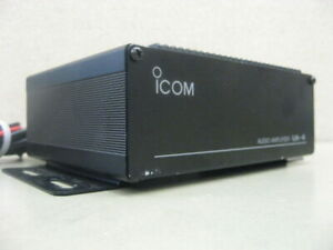ICOM UA-4 VHF Radio Audio Amplifier Accessory for Hailer for IC-M127