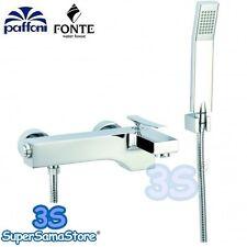 3S MISCELATORE VASCA ESTERNO PAFFONI FONTE ELYS ELY026 CR CON DOCCETTA SUPPORTO