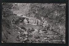 L@@K  The Trout Pool Hayburn Wyke Nr Scarborough Yorkshire 1913 Postcard