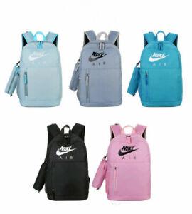 GIRLS BOYS Rucksack Bag Sportswear Gym Travel School Trip Case WORK BAG