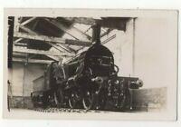 Railway Locomotive No. 1 Vintage RP Postcard 280c