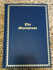 The Moonstone - Wilkie Collins - Limited Editions 1959
