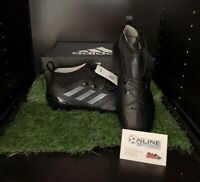Adidas Ace 17.1 FG - Core Black/Utility Black UK 10, US 10.5, EU 44 (2/3)