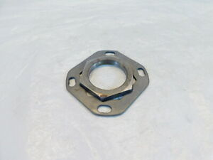 Harley Twin Cam Touring Softail & Dyna Front Pulley Sprocket Nut Lockplate