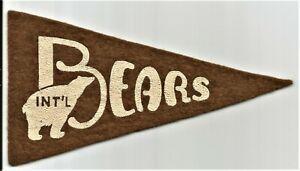 1936-37 BF3 Pennant Type 11 Newark Bears - International League - Mint!