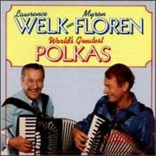 Lawrence Welk - World's Greatest Polkas [New CD]