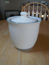 Pfaltzgraff USA JUNIPER Small Canister with Lid 6 3/8 in or Lid Only