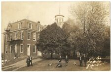 RPPC Real Photo Postcard of Albright College Myerstown, Pa. Lebanon County