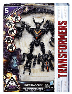 Transformers The Last Knight Exclusive Infernocus 5 Bot Combiner Action Figure