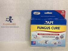 (FG) API Fungus Cure 10 Powder Packet  Free US Shipping