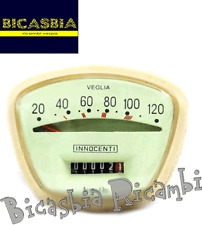 8285 - CONTACHILOMETRI VEGLIA A 120 KM LAMBRETTA 125 150 200 LI SX TV GP