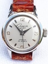Watch Ladies  orologio Geneva Movement  Eta Automatic Swiss