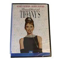 Breakfast at Tiffanys (DVD, 1999, Sensormatic) Audrey Hepburn ~ NEW~