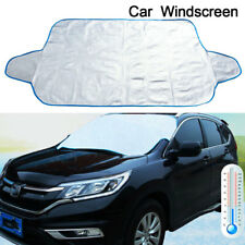 Car Windscreen Windsheild Cover Thick Frost Ice Sun Shield Snow Dust Protector