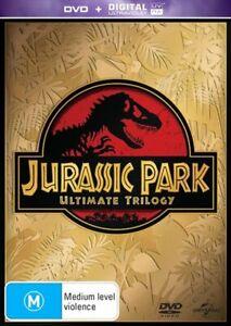 Jurassic Park - Ultimate Trilogy DVD
