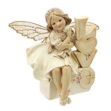 Fairy Wishes By Juliana Cream Love Figurine / Ornament.New.60501