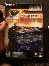 NEW & SEALED! X Rebirth Limited Edition (PC DVD), XRebirth **FREE SHIPPING**