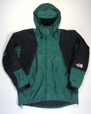 VTG 90s The North Face Mountain Light Gore-tex Parka Jacket Green Men's XL